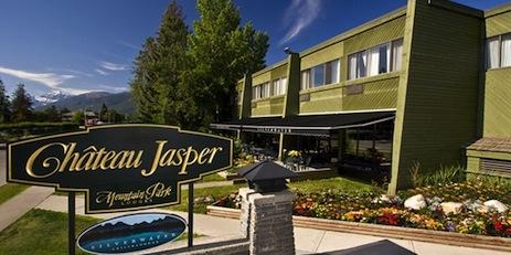 Chateau jasper banff info for Decore hotel jasper