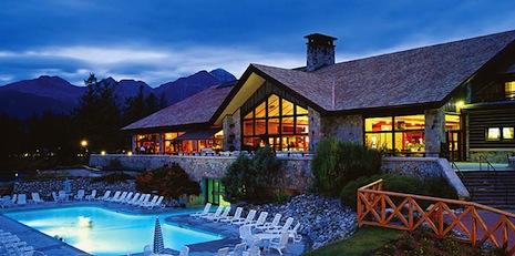 Fairmont Jasper Park Lodge Banff Info