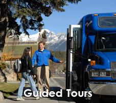 Banff Lake Louise Guided Tours