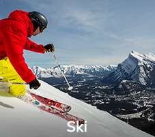 Banff and Lake Louise Ski Holidays