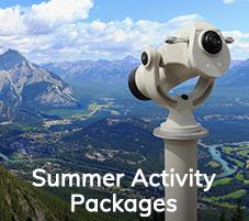 Summer Packages in Banff Lake Louise Jasper