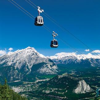 Banff Sightseeing Gondola