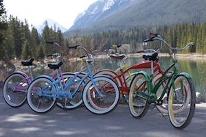 Bike Rentals in Banff